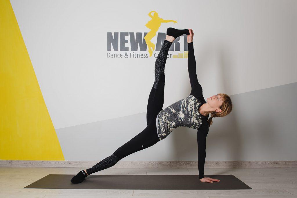 Студия йоги в Киеве - New Art