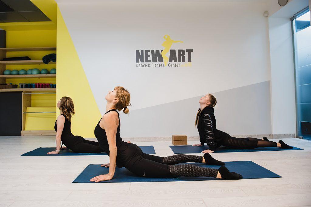 Йога для детей в Киеве - Студия New Art