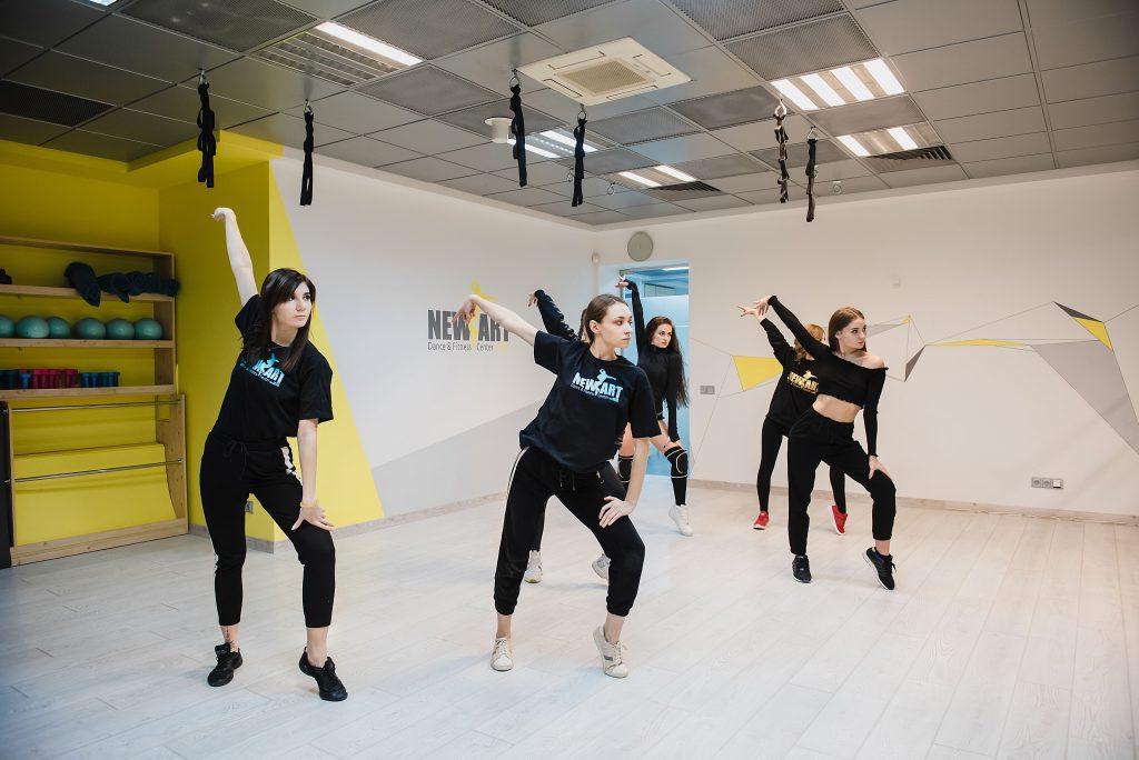 Уроки хореографии для детей в Киеве - New Art