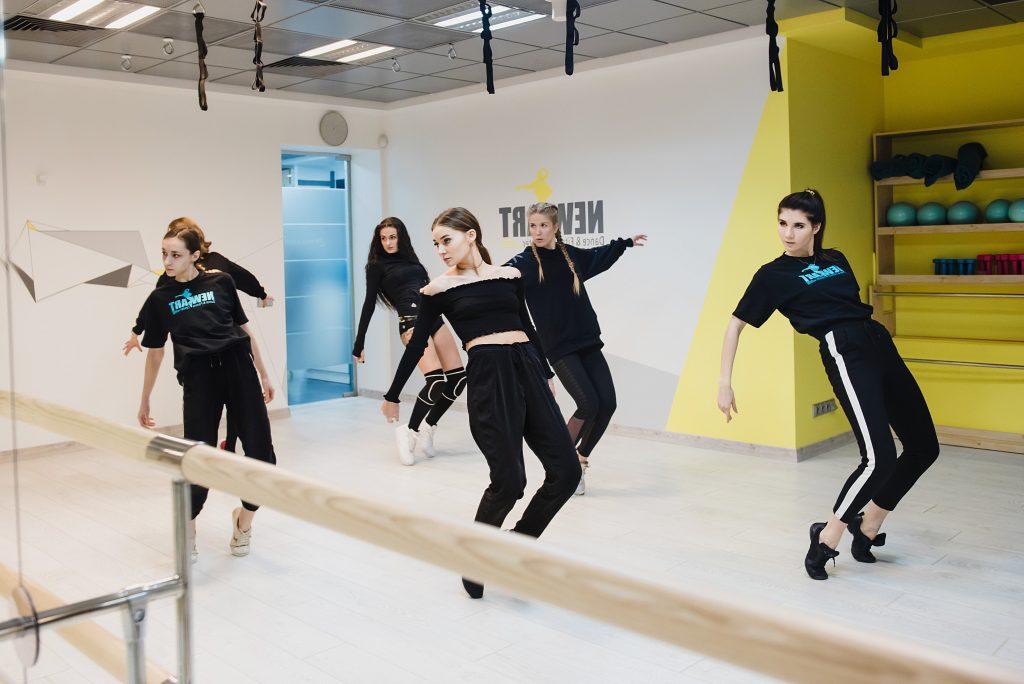 Аренда танцевального или фитнес зала в Киеве, зал для йоги - New Art