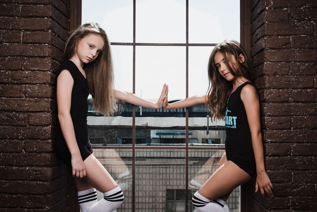 Современные танцы для детей от 7 до 9 лет в Киеве